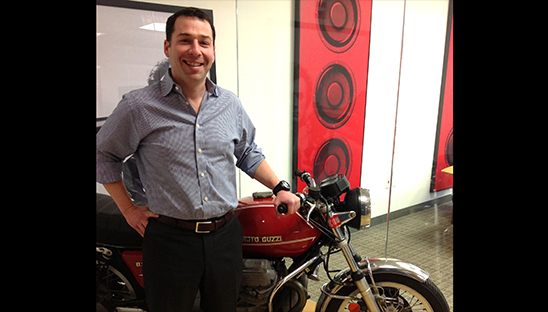 Meet Rafi Musher: Entrepreneur, Philanthropist, Bike Aficionado