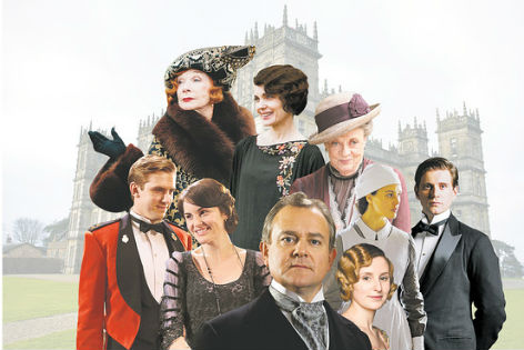 "WSJ Features Estate Planning Suggestions…from Popular PBS Show ""Downton Abbey"""