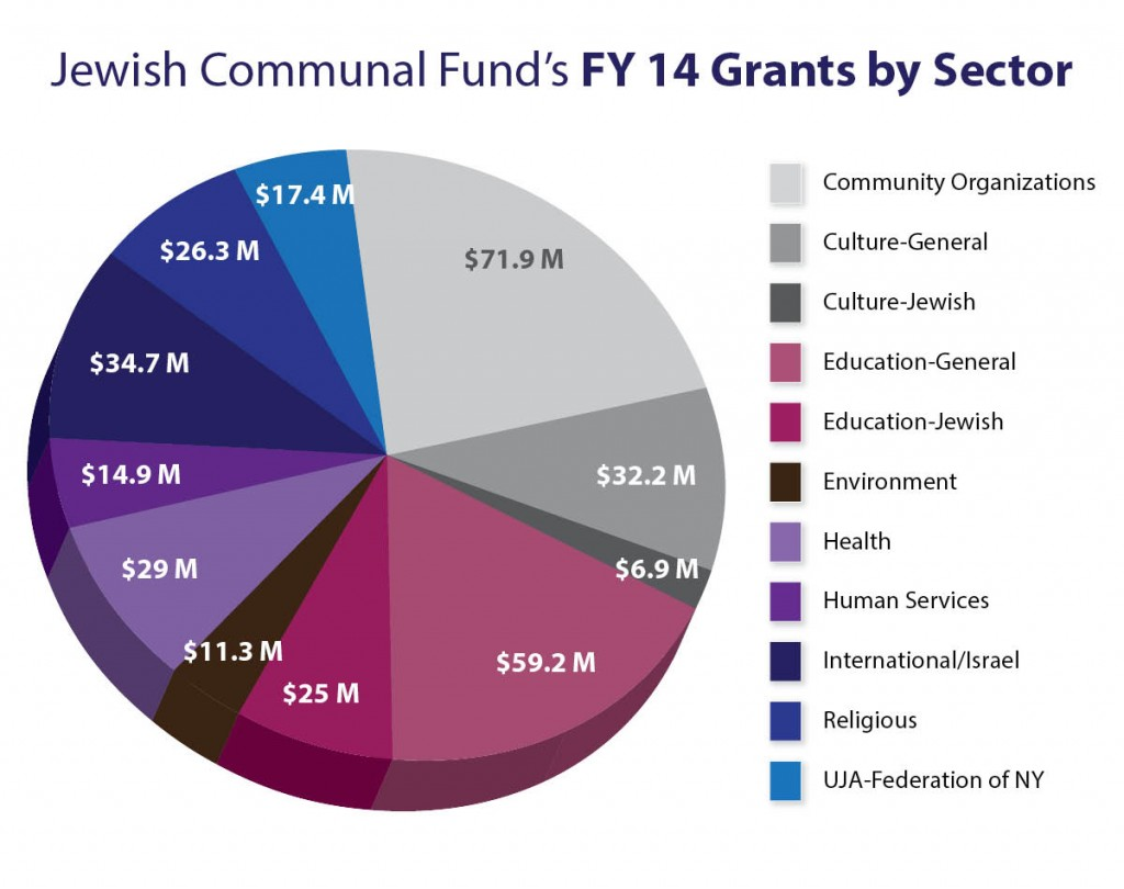 JCF Grants FY 14