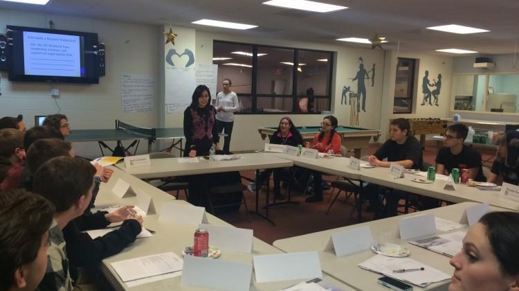 Helping Teens Evaluate Charities