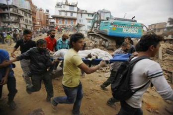 Nepal Earthquake Relief – how you can help