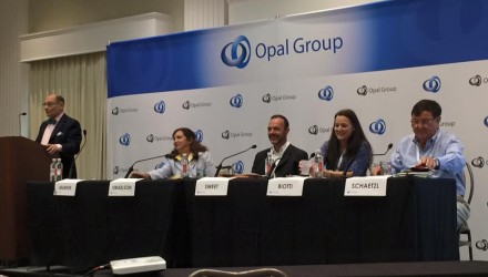 Jewish Communal Fund's Ellen Israelson Featured in Panel Discussion on Philanthropic Impact at the Opal Group Conference in Newport, RI