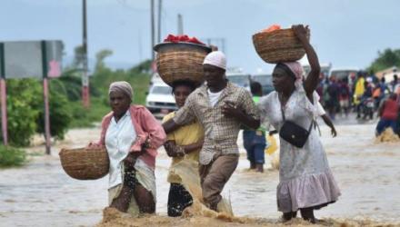 Donate to Help Haiti in Aftermath of Hurricane Matthew