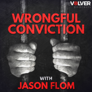 Wrongful Conviction podcast logo